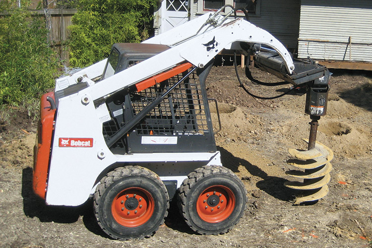 Skid Steer and Attachment Rentals | Total Rentals
