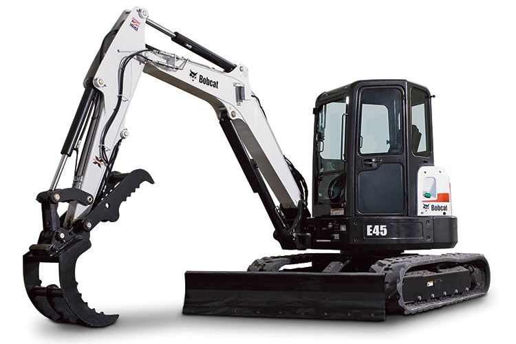 Excavator And Backhoe Rentals Ontario Canada Total Rentals